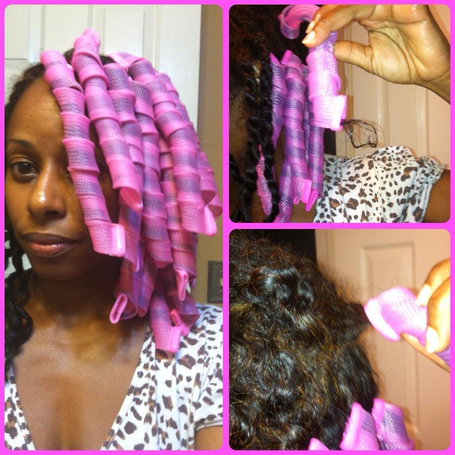 Curlformers Convert Hairscapades