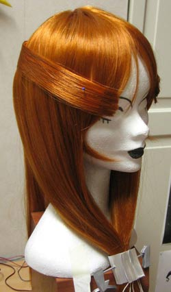 Buy hair for Wig Making