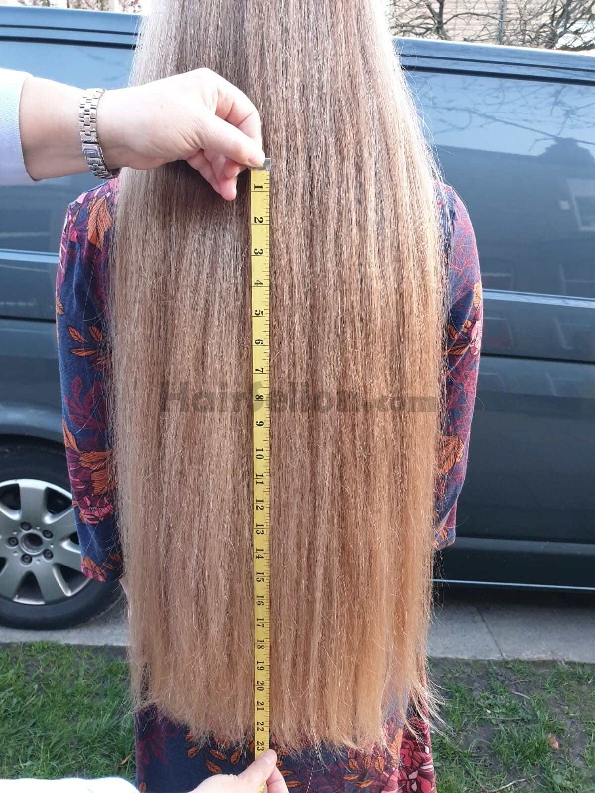 Hair Length Middle