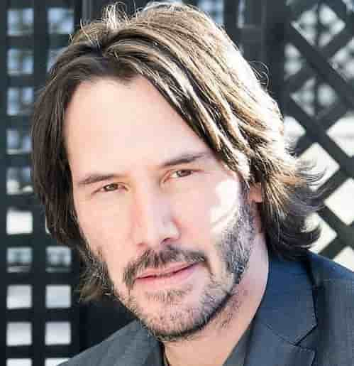 JOHN WICK LONG HAIRSTYLE 2018