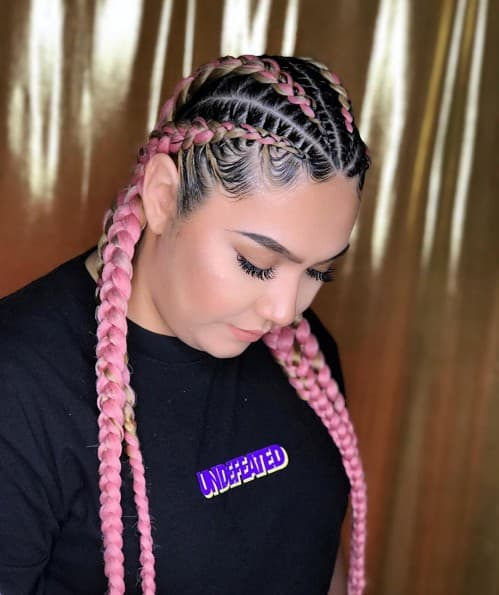 61 Ombre Braiding Hair Color Ideas Hairstyles Best