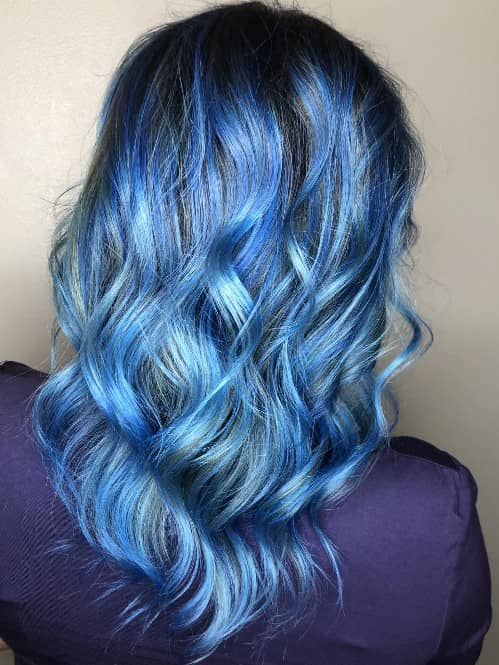 43 Sexy Curly Hair Color Ideas For Every Lady Bright Shinny