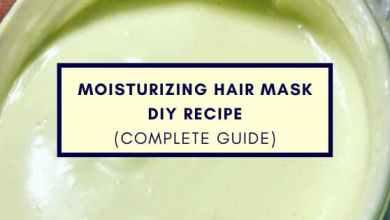 Moisturizing Hair Mask