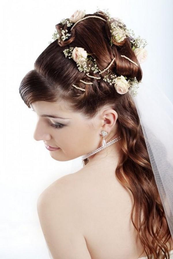 bridal hair styles  Hair Shines