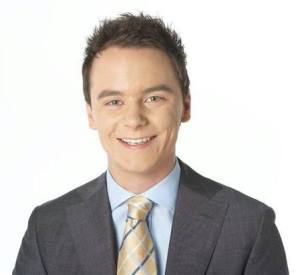 Andy May BBC Sports Reporter Hair Transplant