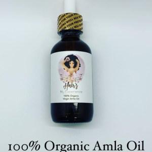 100% Organic Amla Oil 1 oz