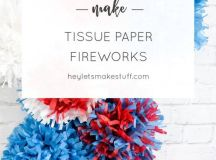 14 DIY 4th of July Crafts That'll Light Up Your Party ...