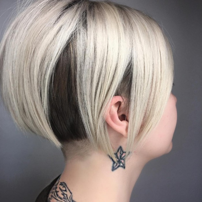 30 Female Undercut Hairstyles For Any Face Shape January