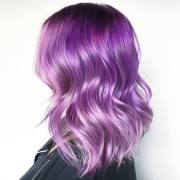 great purple ombre trends of