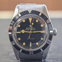 A Very-Early Diver: Rolex 6205 Submariner