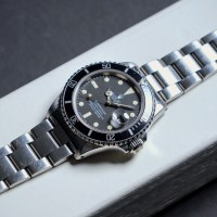 Transitional Rolex 16800 Sub Mk1