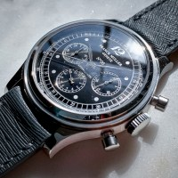 1 of 50 Early Franck Muller Steel Chronograph