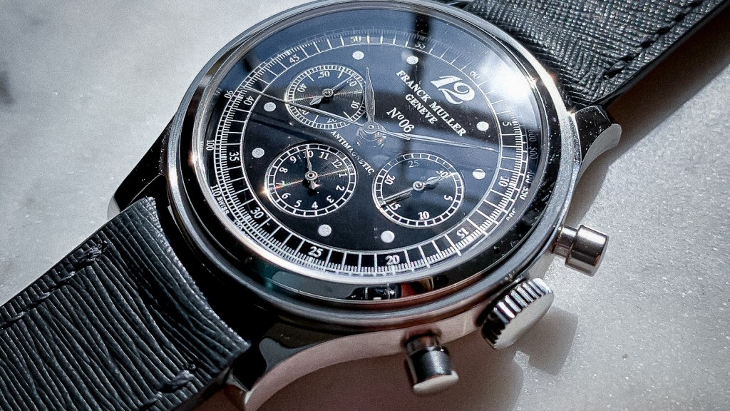 Franck-Muller-Special-Limited-Edition-Steel-Chronograph