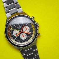 One Characterful Pilot: Breitling 812 GMT Chronograph