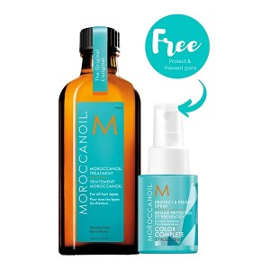 Moroccanoil protect and prevent kit