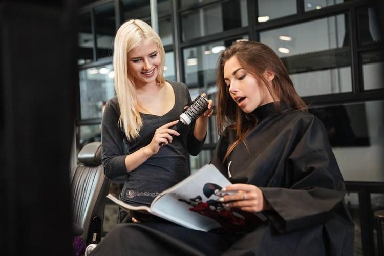 髮型設計也有提供售後服務嗎?