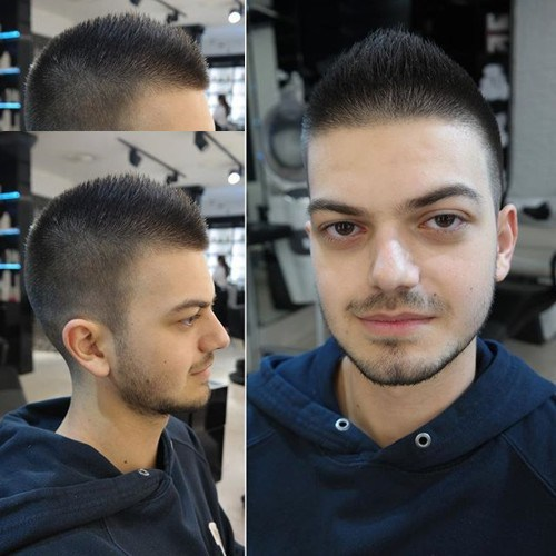 How to cut a faux hawk with short hair the best hair 2017 pixie faux hawk i wish could pull this off have always urmus Gallery
