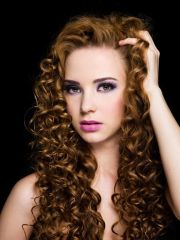amazing permed hairstyles