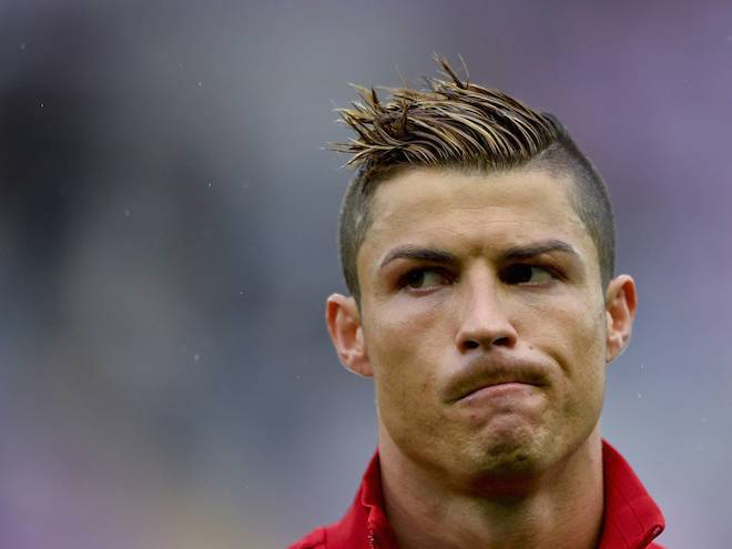 20 Most Popular Cristiano Ronaldo Haircuts To Try