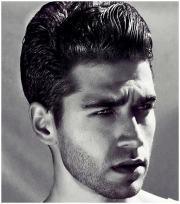 vintage 20 men hairstyles