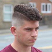 greaser hairstyles men