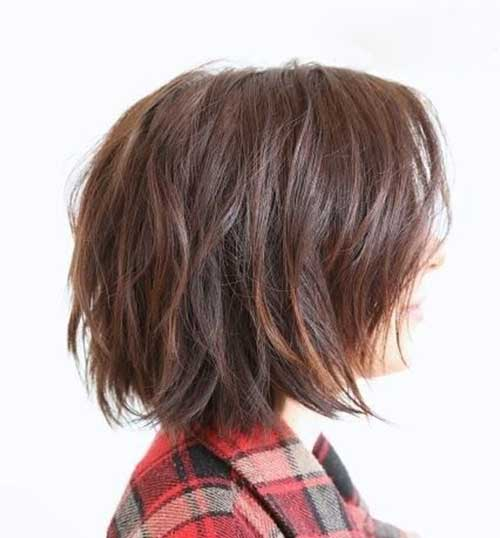 60 Insanely Popular Layered Bob Hairstyles For Women 2018
