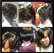 sew in bob hairstyles give