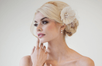 10 Bewitching Vintage Wedding Hairstyles For Brides