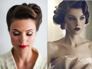 bewitching vintage wedding hairstyles