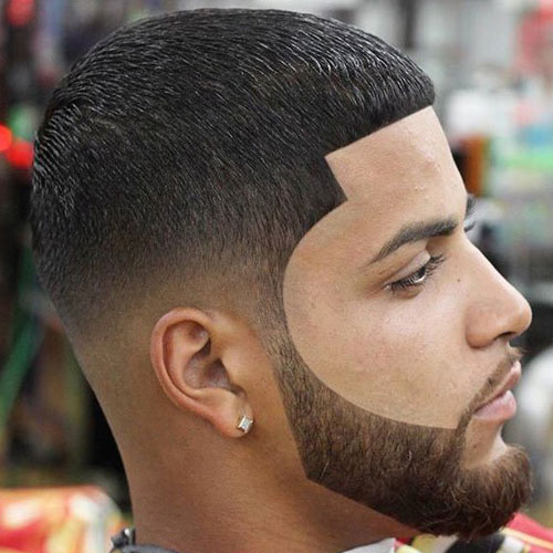 20 Super Sharp Line Up Haircuts For Guys – HairstyleCamp