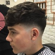 types of fade haircuts