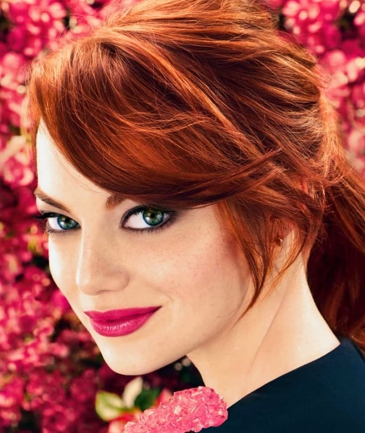 14 Sunny Copper Red Hair Colors For Bright Gals – HairstyleCamp