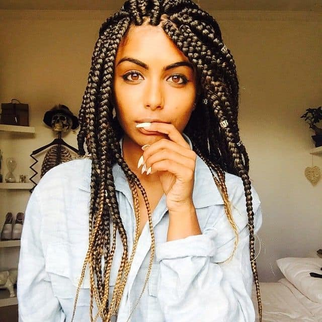 34 Attractive Types Of Braids For Black Hair Hairstylecamp