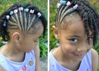 40 Fun & Funky Braided Hairstyles for Kids  HairstyleCamp