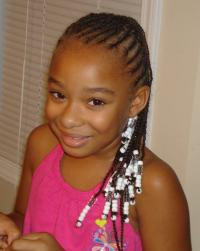 45+ Fun & Funky Braided Hairstyles for Kids  HairstyleCamp