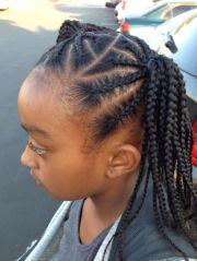 fun & funky braided hairstyles