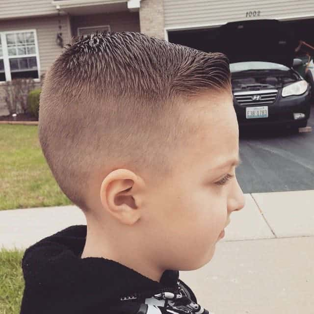 What Is Tapered Crew Cut 5 Damn Smart Styles