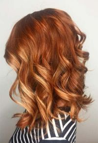 12 Ultimate Ginger Hair Colors to Shine - HairstyleCamp