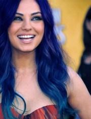 7 statuesque navy blue hair color
