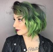 dye two-toned hair 20