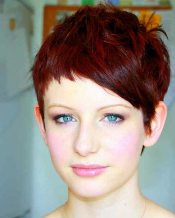 23 Short Red Hairstyles To Show Off Your Fire May 2020