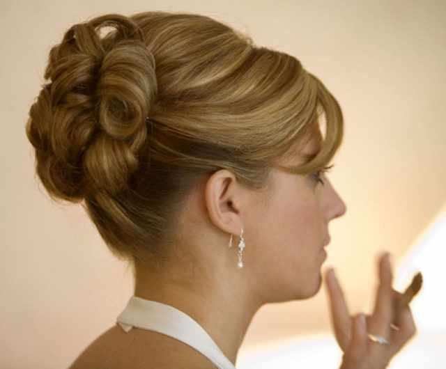 45 magical updos dedicated to medium length hair