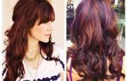 5 ways cherry cola hair color
