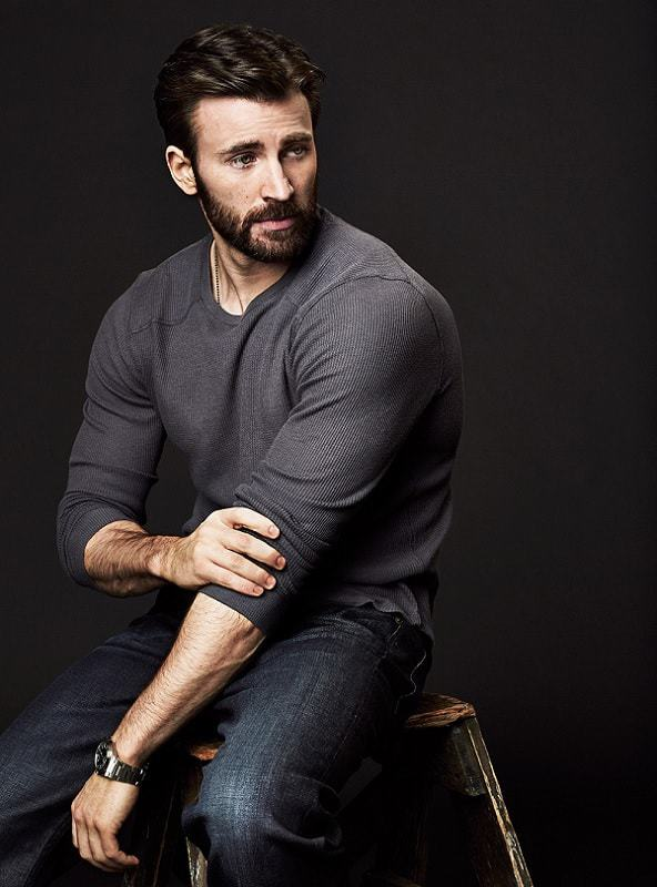 Wallpaper Baby Girl And Boy How To Get Chris Evans Beard The Right Way Hairstyle Camp