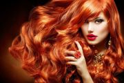sunny copper red hair colors