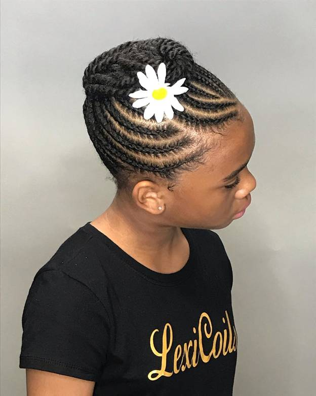 70 Cutest Flower Girl Hairstyle Ideas For 2020
