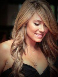 50 Luscious Dark & Honey Blonde Hair Color Ideas