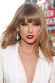 taylor swift hairstyle transformation