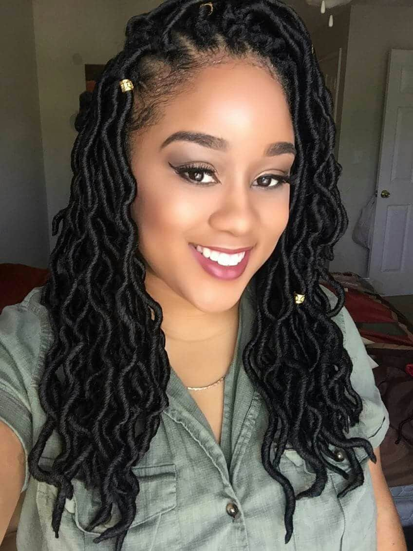 71 Sexiest Micro Braids Hairstyles for 2019  HairstyleCamp