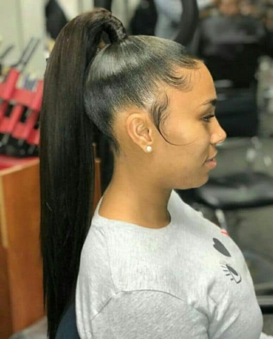 16 Unique Invisible Ponytail Hairstyles For Women 2020